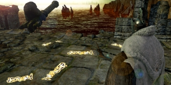 How did Dark Souls II's in-game message system affect player behavior?