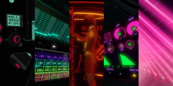 Digital Futurism: prototypes, rhythm, and influences in trippy low-fi 3D games (part 2)
