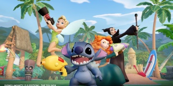 Disney Interactive turns its first yearly profit