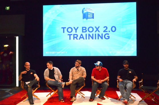 Disney Infinity 2.0 Toy Box Summit