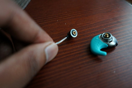 Normals' headphone cables are removable -- helpful if you ever need a replacement