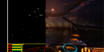 Elite 30 years later: Comparing screenshots from 1984 and 2014