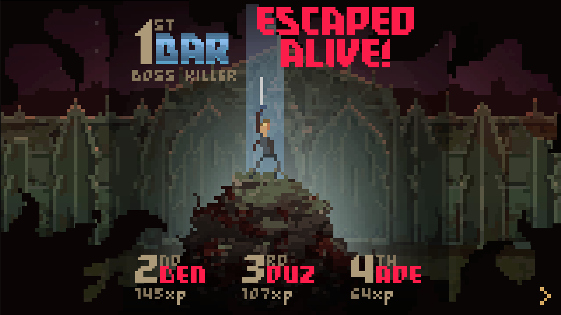 Crawl is retro fun with one major flaw (review) | VentureBeat