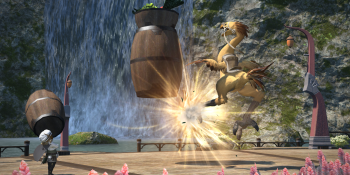 Final Fantasy XIV promotion goes into overdrive: café, festivals, and two new player-grabbing gambits
