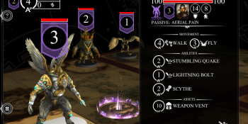 Golem Arcana: The hybrid tabletop/video game that's going to make a lot of money (but off just a few of you)
