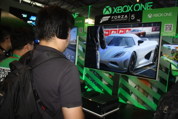 The Xbox One launched in China in 2014.