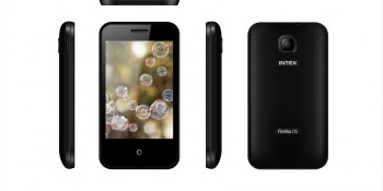 Mozilla's first low-cost Firefox OS phone for India hits the market