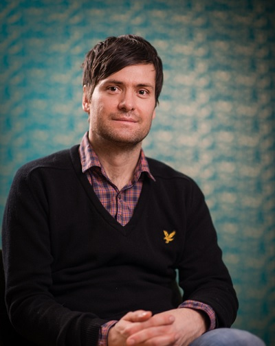 Jerk Gustafsson, managing director of Machine Games and executive producer of Wolfenstein: The New Order