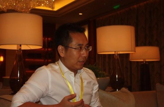 Ken Xiao of CMGE