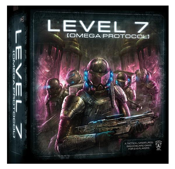 Level 7: Omega Protocol - box
