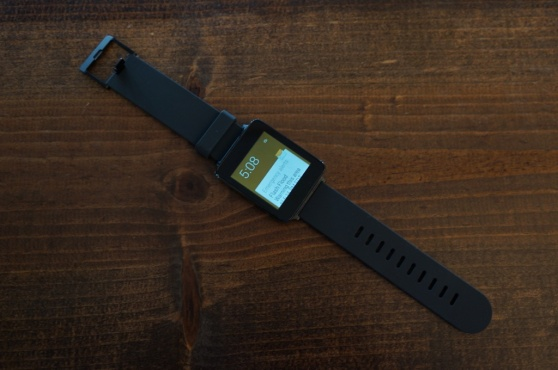 LG G Watch review 4