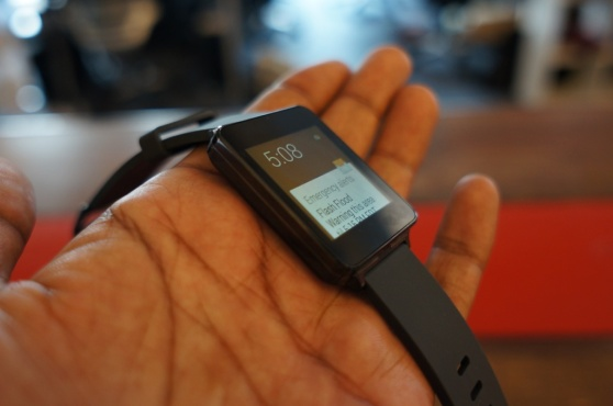LG G Watch review 7