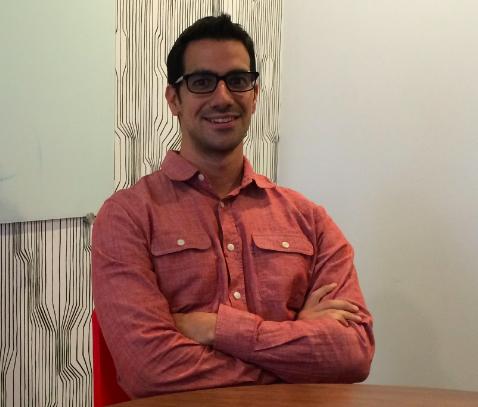 Acceleprise San Francisco managing partner Michael Cardamone.