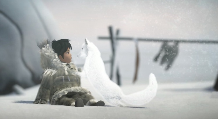 Never Alone drew attention to stories of indigenous people.