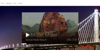 Pandora's smart radio service gets a Google Glass app