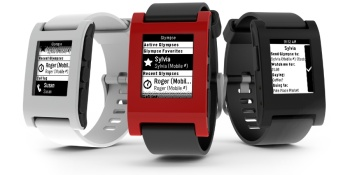 Pebble drops prices as smartwatch competition grows, adds new health and fitness features