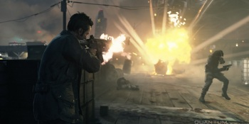 Quantum Break is Microsoft's latest weapon in linking Xbox One and Windows 10