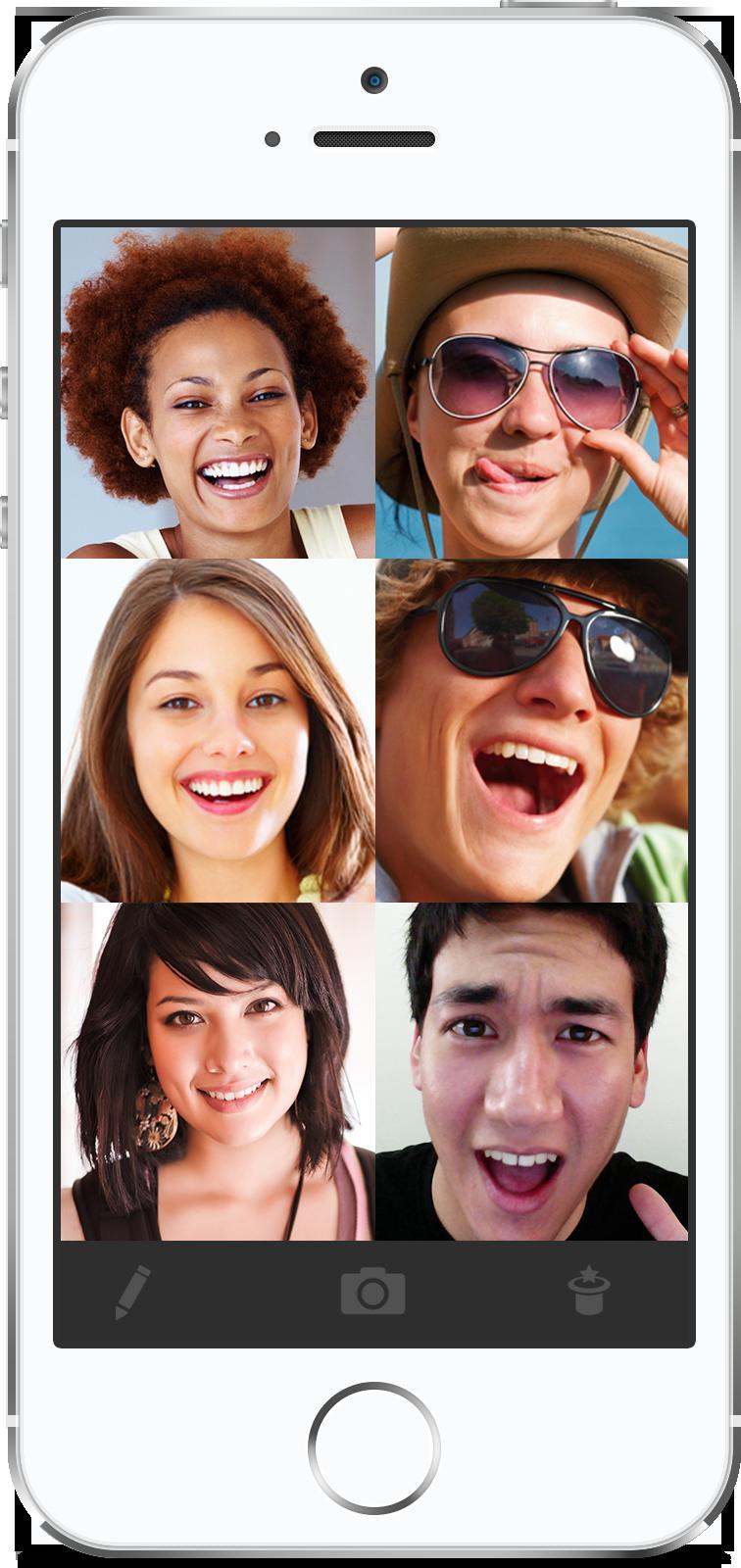 Rounds iPhone app