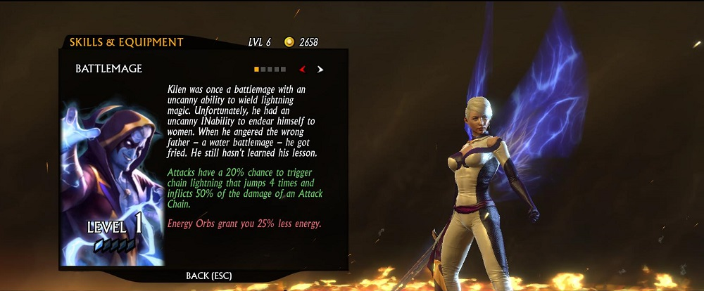 Someone needs to slap the Battlemage with a sexual harassment suit.