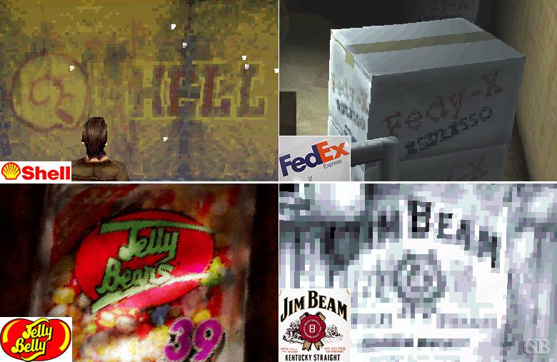 Silent Hill brands