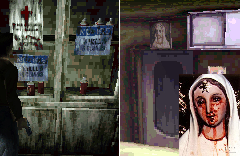 Silent Hill hell