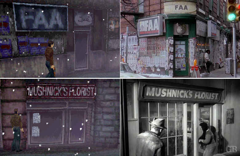 Silent Hill locations