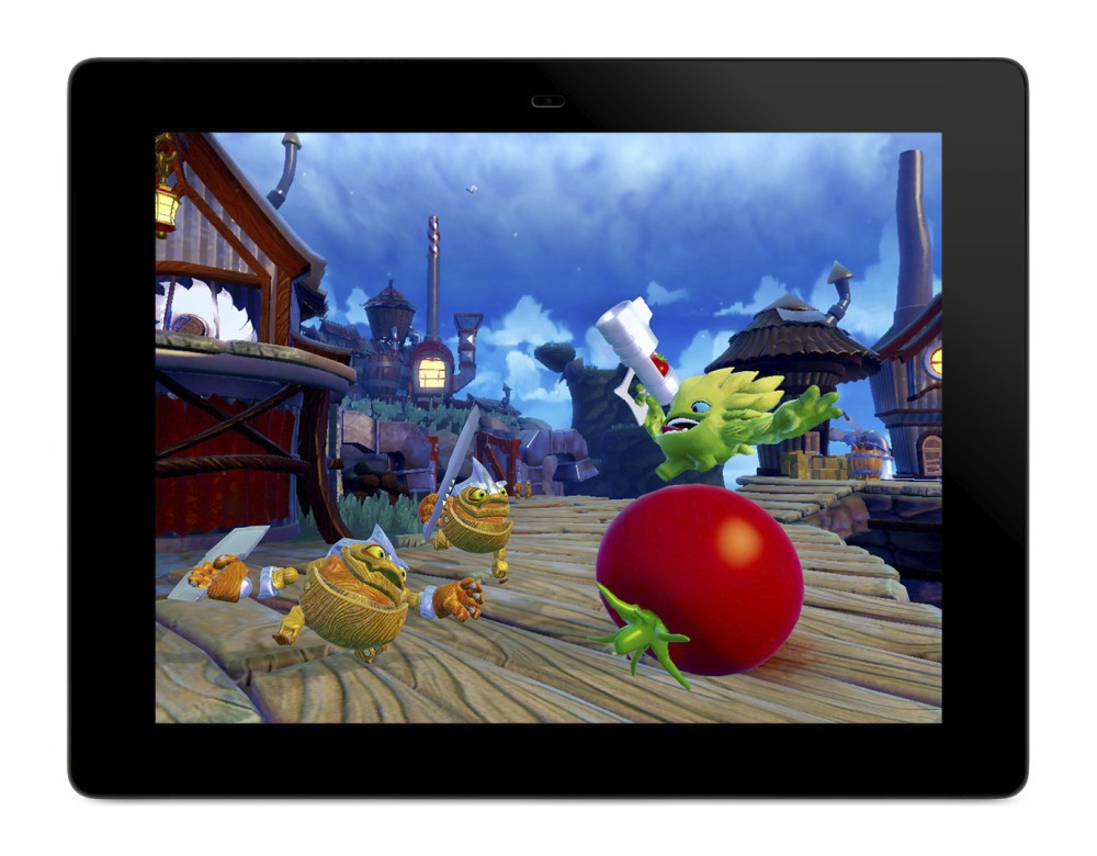 Toys for Bob has hand optimized Skylanders: Trap Team for each tablet operating system.