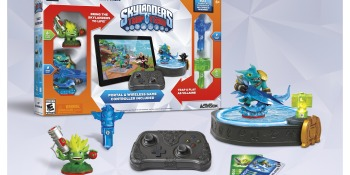 The latest Skylanders wants you to view your tablet as a first-class game machine