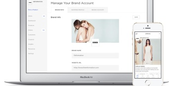 Spring, a new mobile marketplace from David Tisch, connects you directly with fashion brands