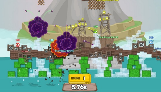Star Arcade's The Island