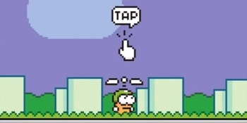 Swing Copters: 5 tips to help you suck less