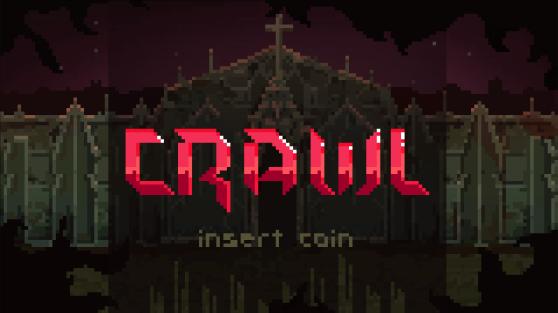 Crawl title screen