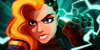 Velocity 2X brings sass and side-scrolling to your average alien shoot-em-up (review)