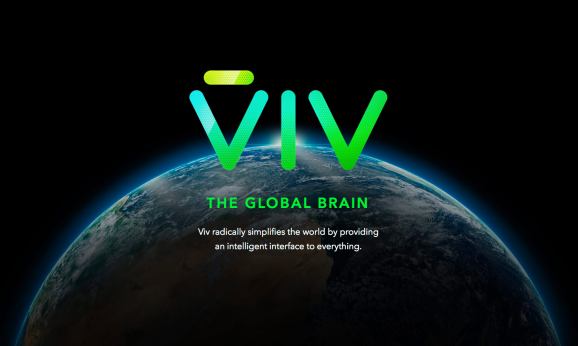 Viv Labs' home page
