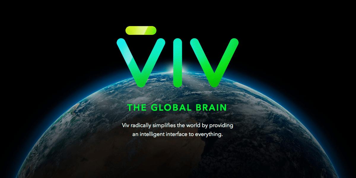 Viv Labs' home page