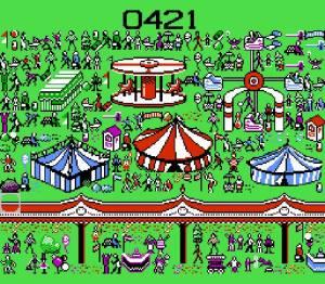 Where's Waldo carnival