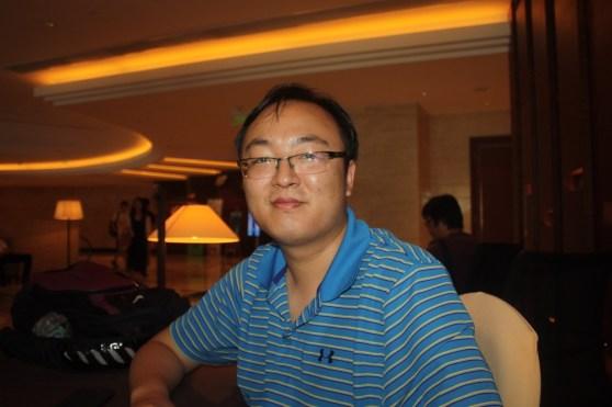 Xiaofeng Zeng of Niko Partners.