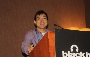 Yier Jin of UCF at Black Hat