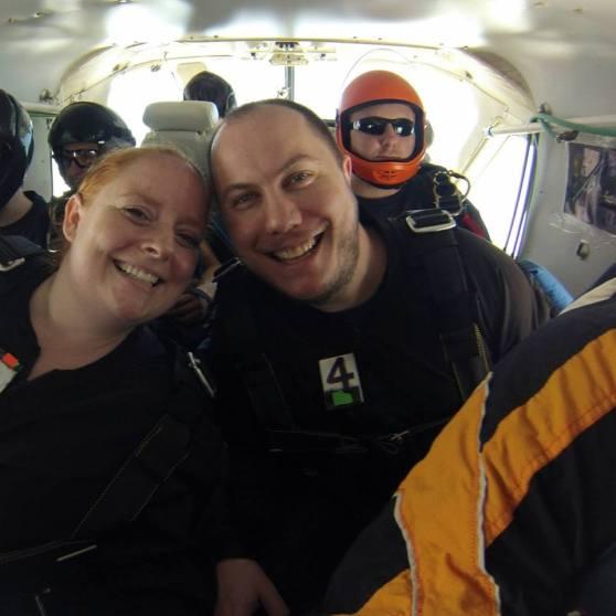 David and Tabytha Armstrong