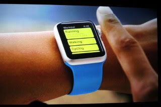 Apple shows off its long-awaited Apple Watch smartwatch ...
