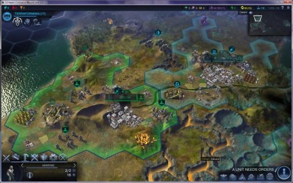 Civilization Beyond Earth screenshot
