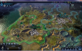 Civilization Beyond Earth screenshot