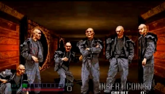 Alien 3: The Gun prisoners