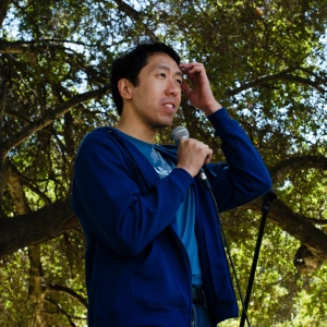 Andrew Ng, Baidu's chief scientist and the head of Baidu Research.