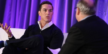 The DeanBeat: GamesBeat 2014 conference brought insights from two generations of EA CEOs