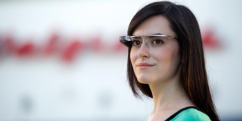 Luxottica is working on a second version of Google Glass, CEO says it's coming soon