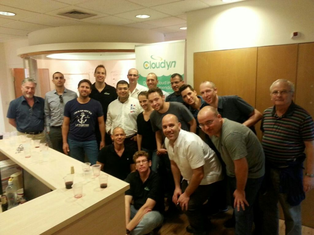 The Cloudyn team.