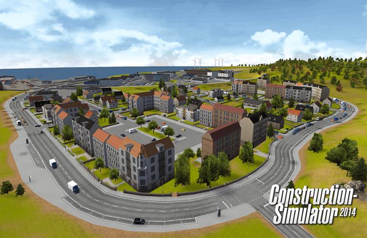 Städte Bau Spiel