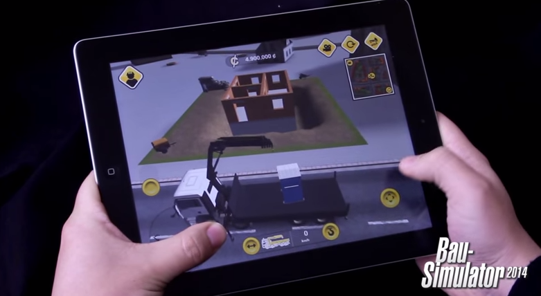 construction simulator ipad