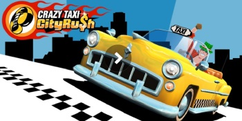 Sega's Crazy Taxi: City Rush rolls over its mobile game rivals in August downloads